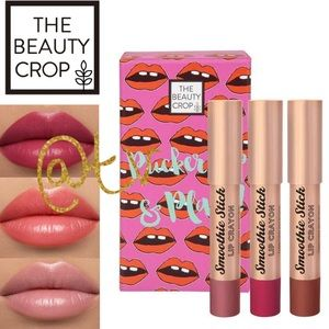 2/$40 The Beauty Crop Pucker Up & Play Lipstick Se